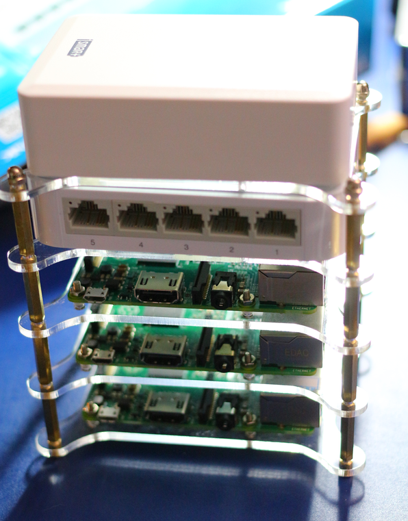 Build a Raspberry Pi Hadoop Cluster to Run Spark on YARN - DQYDJ